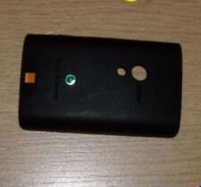 Genuine Original Sony Ericsson X10 Experia Mini Battery Cover Black Fascia