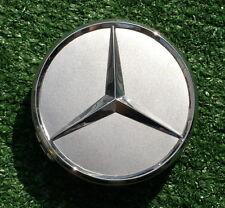 Brand NEW Genuine Factory OEM Mercedes-Benz 3 inch Wheel CENTER CAP Chrome Star