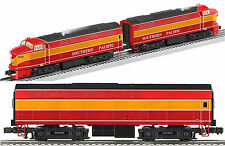 LIONEL Southern Pacific Legacy Scale RF-16 Sharknose AA & B 6-38573 6-38576  mk