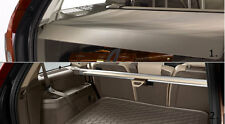 Genuine Volvo XC90 Mocca Brown Retractable Cargo Cover OE OEM 39824805