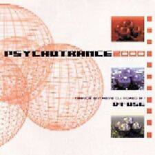 Various Artists : Psychotrance 2000 CD
