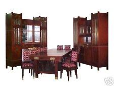 Art Deco Dining Suite, France 15-piece, 1900-1950 #5195