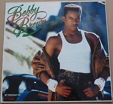 "BOBBY BROWN - My prerogative - MAXI LP VINYL 12"" 45 RPM 1988 NEAR MINT COVER VG-"