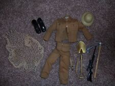 Vintage GI Joe 1970's AT Recovery of the Lost Mummy Outfit Accessories