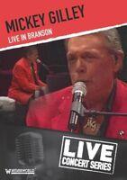 MICKEY GILLEY - LIVE IN BRANSON  DVD NEW+