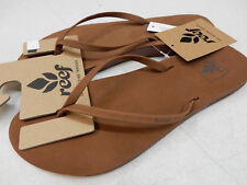 REEF WOMENS SANDALS CUSHION BOUNCE SLIM LE COCOA SIZE 7