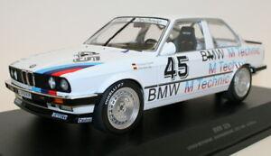 Minichamps 1/18 Diecast 155 862645 BMW 325i Linder Rennsport ETCC 1986