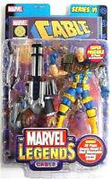 Marvel Legends Cable Figure PVC 16cm
