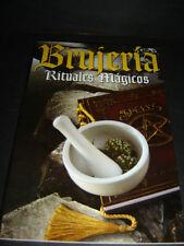 Libro BRUJERIA RITUALES MAGICOS book magia hechizos , pocimas y amuletos