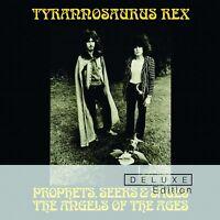 TYRANNOSAURUS REX - PROPHETS,SEERS & SAGES (DELUXE EDITION) 2 CD NEW+