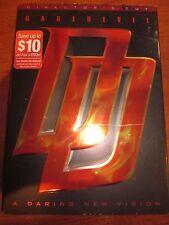 DAREDEVIL DARE DEVIL DIRECTOR'S CUT USED DVD