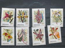 544083 / Ruanda ** MNH Flora Blumen