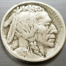 1913 S Buffalo Nickel - Type 1