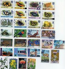 african stamps, swaziland