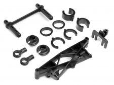 (HPI 85256) Wheely King Shock Parts + Shock Tower Set