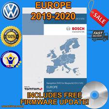 VOLKSWAGEN SATNAV DISC MFD2 RNS2 DVD 2019 EX-V VX TOUAREG PASSAT GOLF NAVIGATION