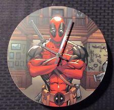 DEADPOOL Pendulum Wall Clock VF+ 8.5