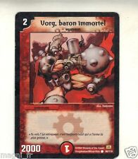 Duel Masters n° 80/110 - Vorg, baron immortel (A3185)