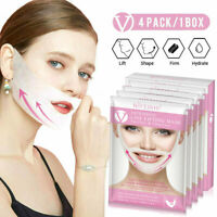 NEW V-Shape Face Mask Slimming Lifting Firming Double Chin Treatment V Line Mask