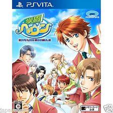 Gakuen Heaven Boy's Love Scramble PS Vita SONY JAPANESE NEW JAPANZON