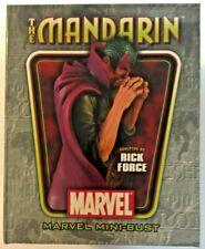 Bowen Mandarin Iron Man Marvel Comics Bust Statue New MIB 2007 1305/1800