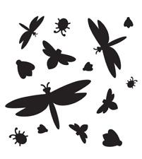 Bugs stencil - A4/A5/A6
