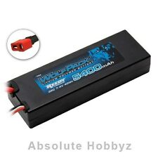 Reedy WolfPack Gen2 2S 35C Hard Case Li-Poly Battery Pack (7.4V/5400mAh)