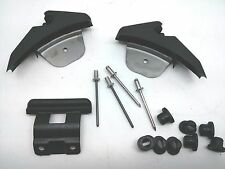 Genuine Porsche Boxster 987 Wind Deflector Fitting Mounting Kit