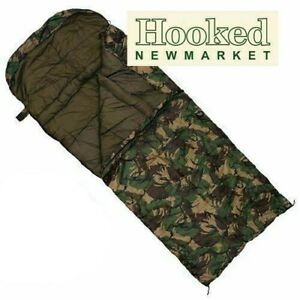 Gardner Tackle Camo Crash Bag Sleeping Bag (CCRASH)