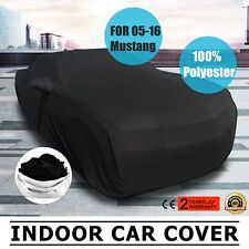 Full Car Cover Mold Mildew for Ford Mustang 2005-2016 Scratch Breathable Indoor