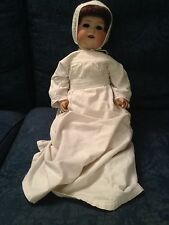 Large Armand Marseille German Bisque doll (no 990) for restoration c1900 c53cms