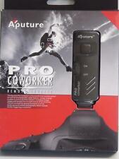 Aputure Pro PRO-3L Coworker Remote Shutter Release - Olympus E620 E410 SP-570 UZ
