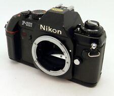 Nikon F-301 35mm AF SLR Camera Body (Spares or Repairs) #4511