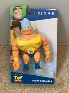 Rocky Gibraltar Toy Story 7 Inch Collectable Figure