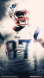 ROB GRONKOWSKI Poster [Multiple Sizes] NFL Football 02A