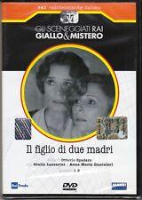 Dvd Serie del drama Rai «el FIGLIO DOS madres O.Spadaro completa nuevo 1976