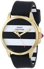 Juicy Couture Women's 1901098 Jetsetter Black And White Dial Watch