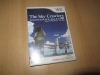 the sky crawlers innocent aces   nintendo wii