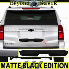 2015-19 GMC YUKON Chevy TAHOE SUBURBAN MATTE BLACK Tail Liftgate Handle COVER