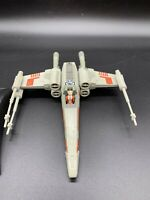 Star Wars Action Fleet  X-Wing Fighter Micro Machines With Figures 1995