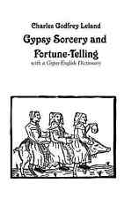 Gypsy Witches Sorcery Fortune Telling Book Transylvania Spells Dictionary