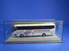 Allander Travel Bova Futura Bus Fertigmodell aus Die-Cast Metall in Vitrine 1:72