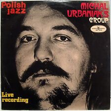 Michal Urbaniak LIVE RECORDING Polish Jazz vol.24 - Vinyl LP Near Mint
