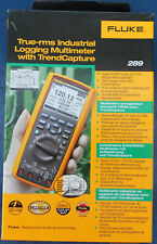 Fluke 289 True-RMS Data Logging Multimeter  -  New in Box   - MSRP 675