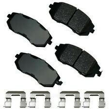 Akebono ACT929A Front Ceramic Pads