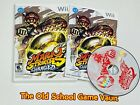 Mario Strikers Charged -- Complete Nintendo Wii Game