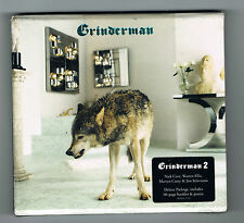 GRINDERMAN 2 - NICK CAVE & WARREN ELLIS - DELUXE CD + LIVRE + POSTER - NEUF NEW