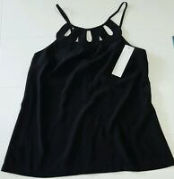 Myer cooper st Brand New With Tag women Lady's Black Top Size 12 Paid $109