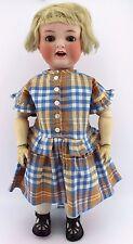 Antike Bisk Porzellan Puppe Gebr. Heubach Köppelsdorf 342 4 old doll 48cm Germa
