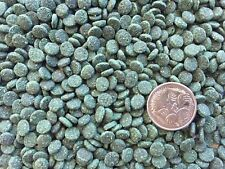 4.9Kg Algae Sinking Pellets Spirulina Wafers 5mm - Bottom Feeders Cat Fish food